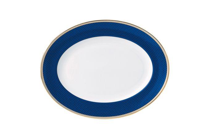 Wedgwood Hibiscus Oval Platter 35cm