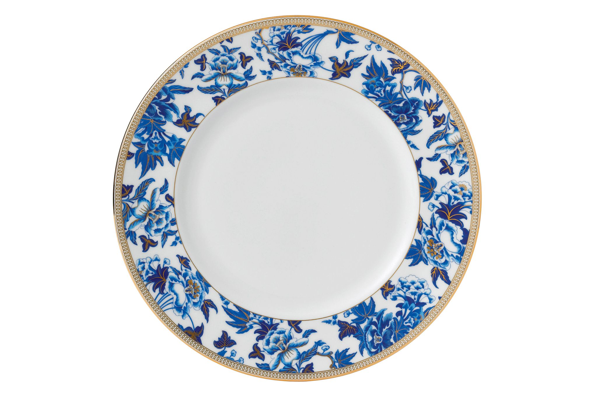 Wedgwood Hibiscus Dinner Plate Floral 27cm thumb 1