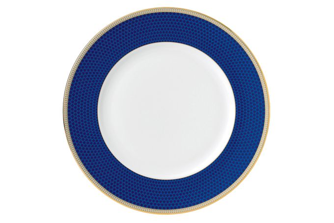 Wedgwood Hibiscus Dinner Plate Blue 27cm