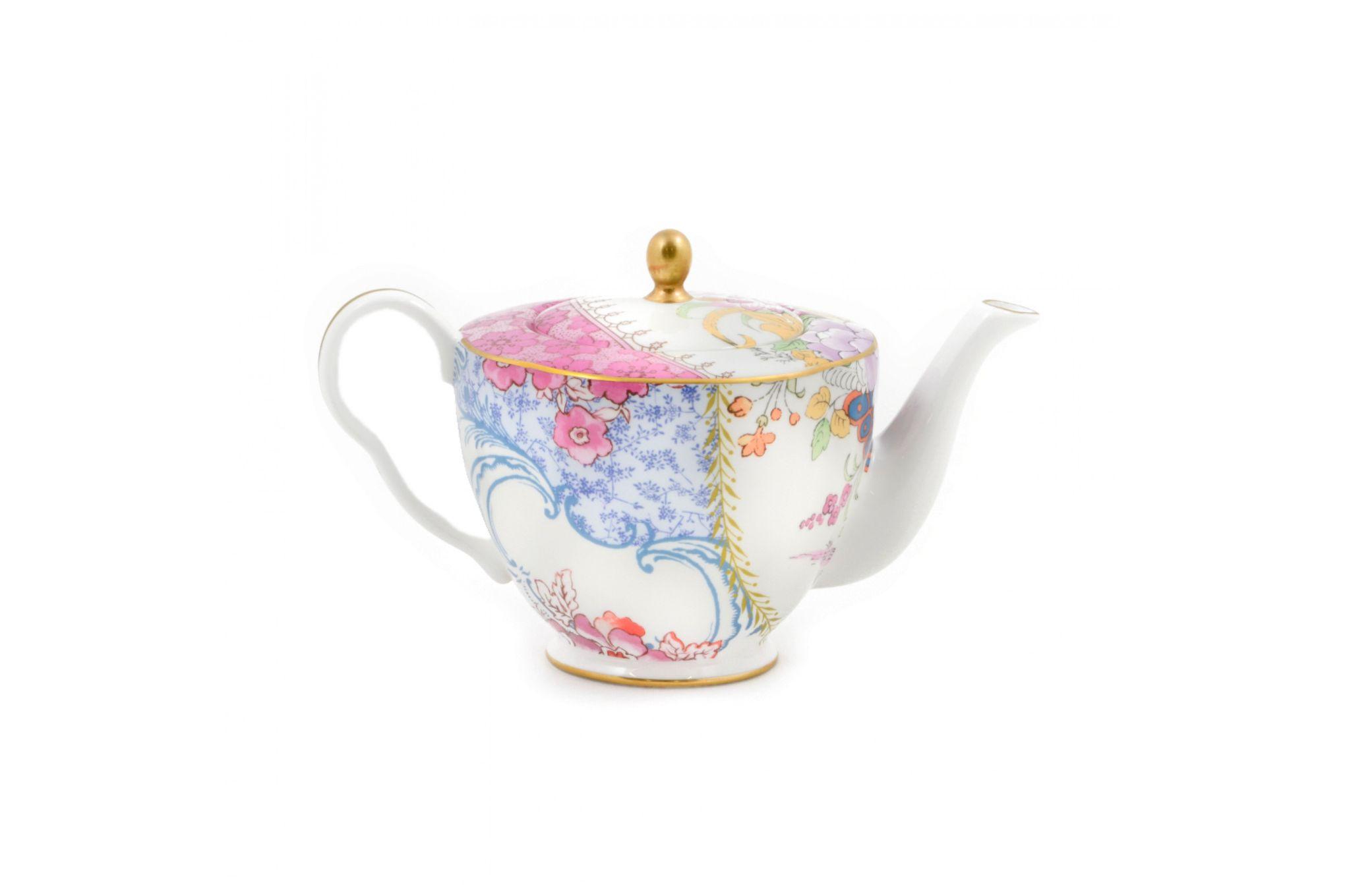 Wedgwood Butterfly Bloom Teapot 0.37l thumb 2