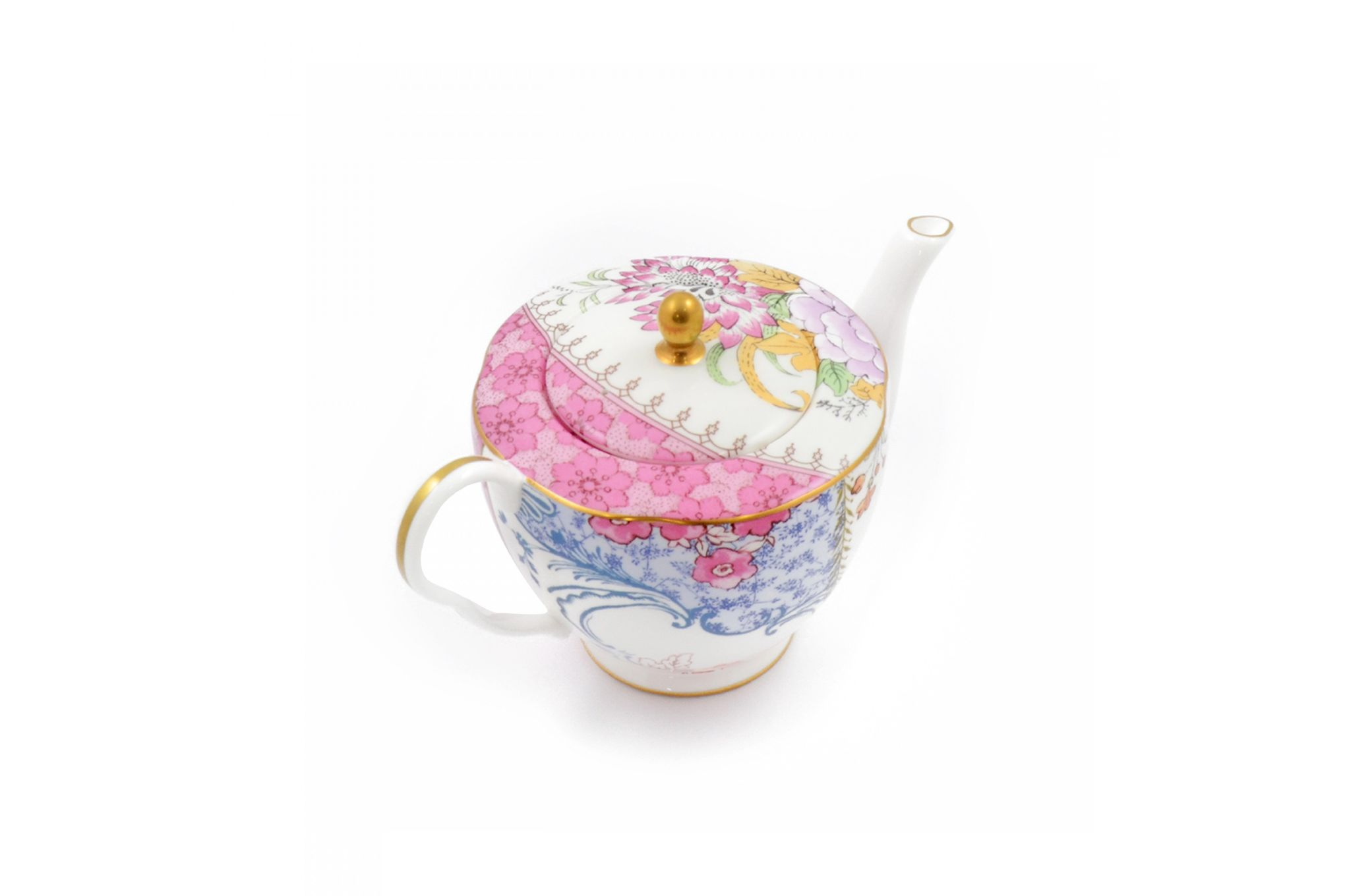Wedgwood Butterfly Bloom Teapot 0.37l thumb 4