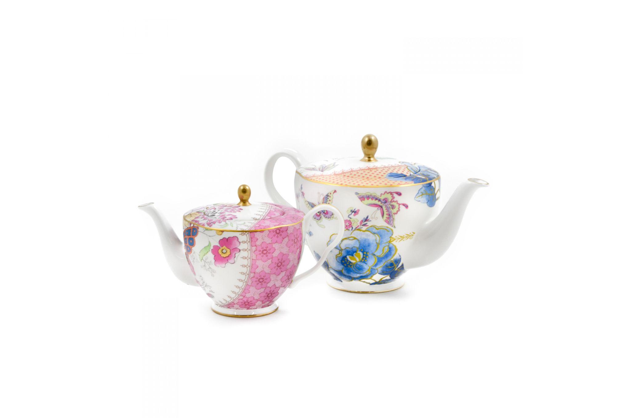 Wedgwood Butterfly Bloom Teapot 0.37l thumb 5
