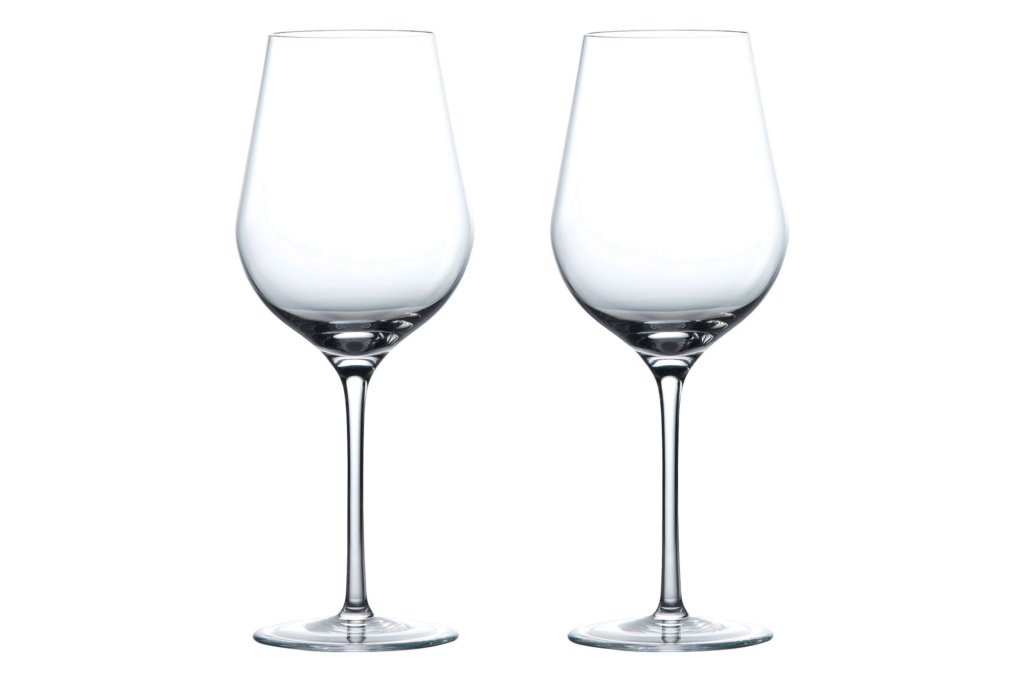 Wedgwood Globe Pair of White Wine Glasses thumb 1