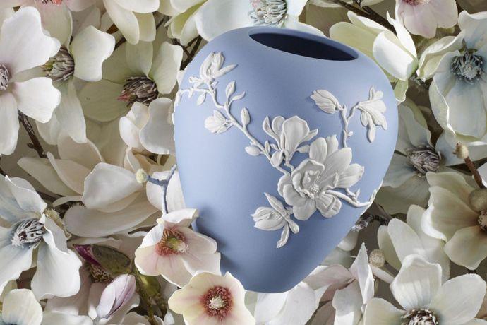 Wedgwood Magnolia Blossom