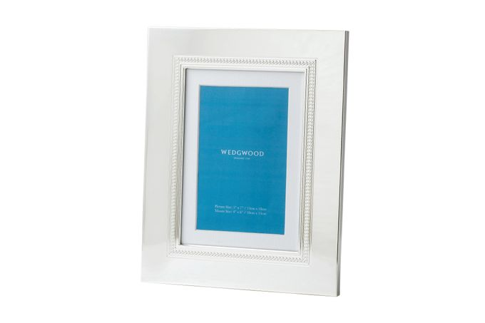 "Wedgwood Simply Wish Photo Frame 5 x 7"""