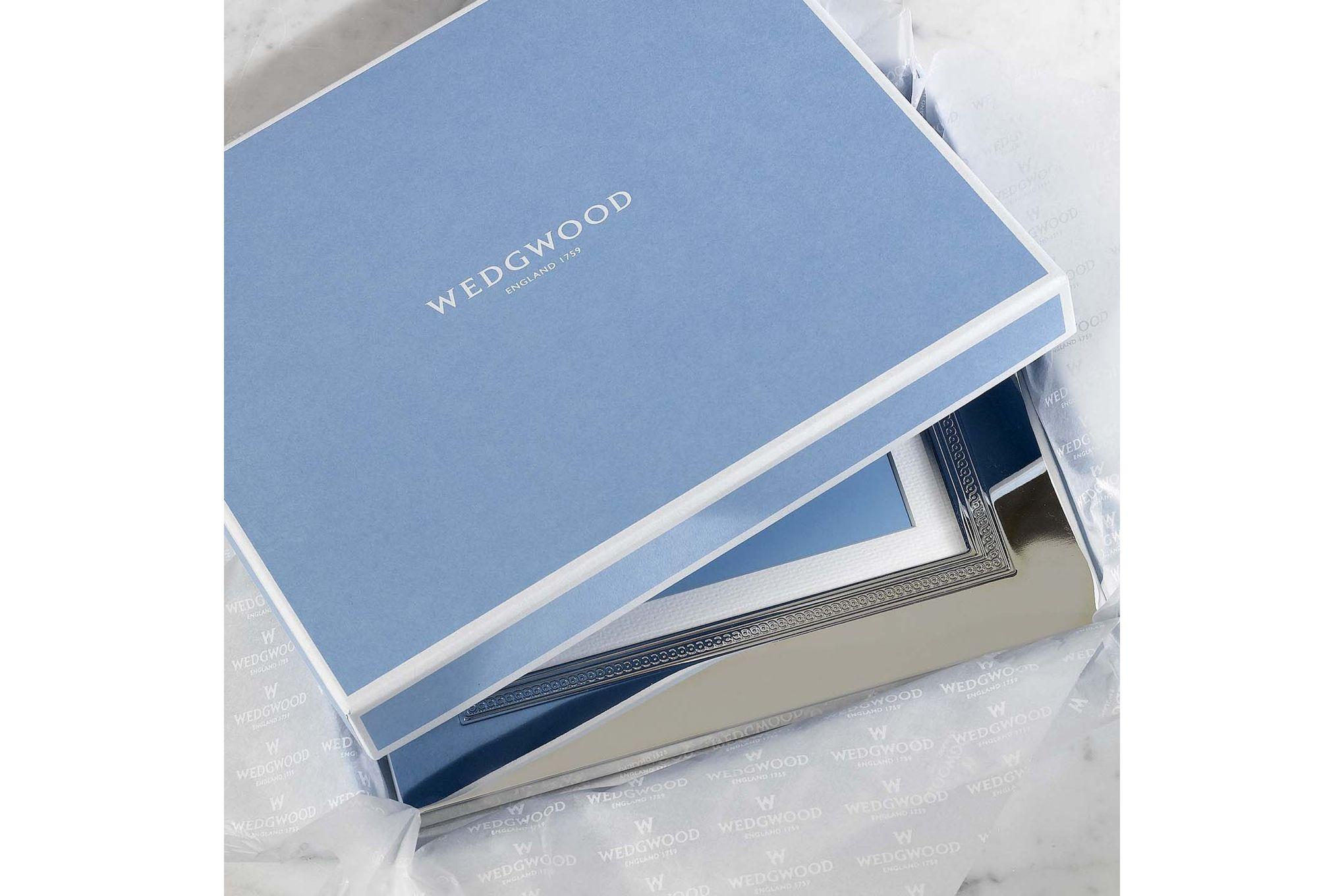 "Wedgwood Simply Wish Photo Frame 5 x 7"" thumb 2"