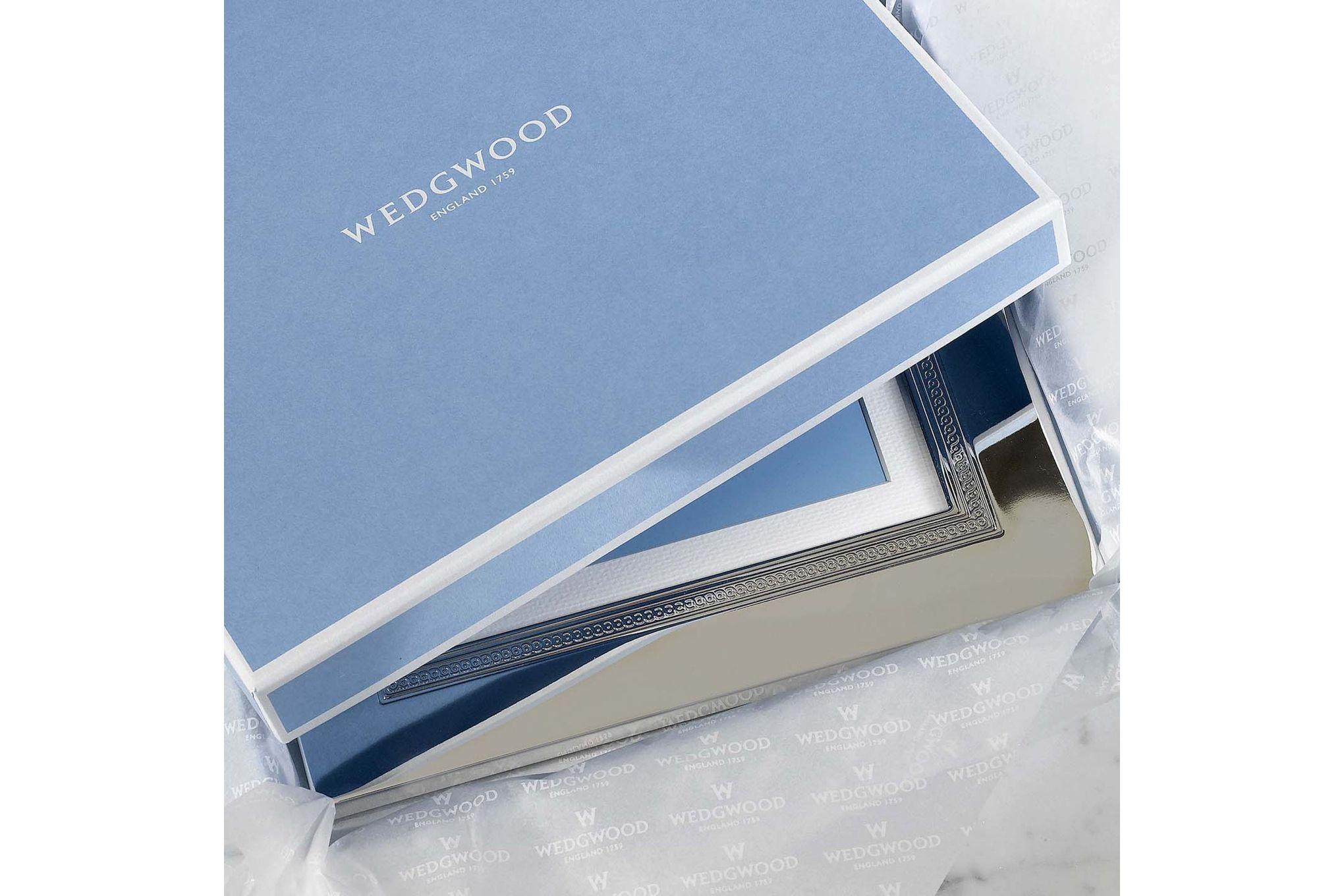 "Wedgwood Simply Wish Photo Frame Double 13 x 7"" thumb 2"