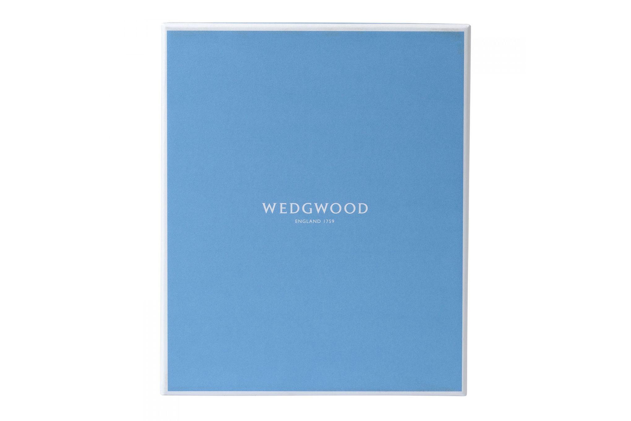 """Wedgwood Wonderlust Photo Frame Blue Pagoda - Boxed 4 x 6"""" thumb 2"""