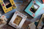 """Wedgwood Wonderlust Photo Frame Camellia - Boxed 4 x 6"""" thumb 3"""