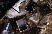 Wedgwood Wonderlust Keyring Oriental Jewel - Boxed thumb 3
