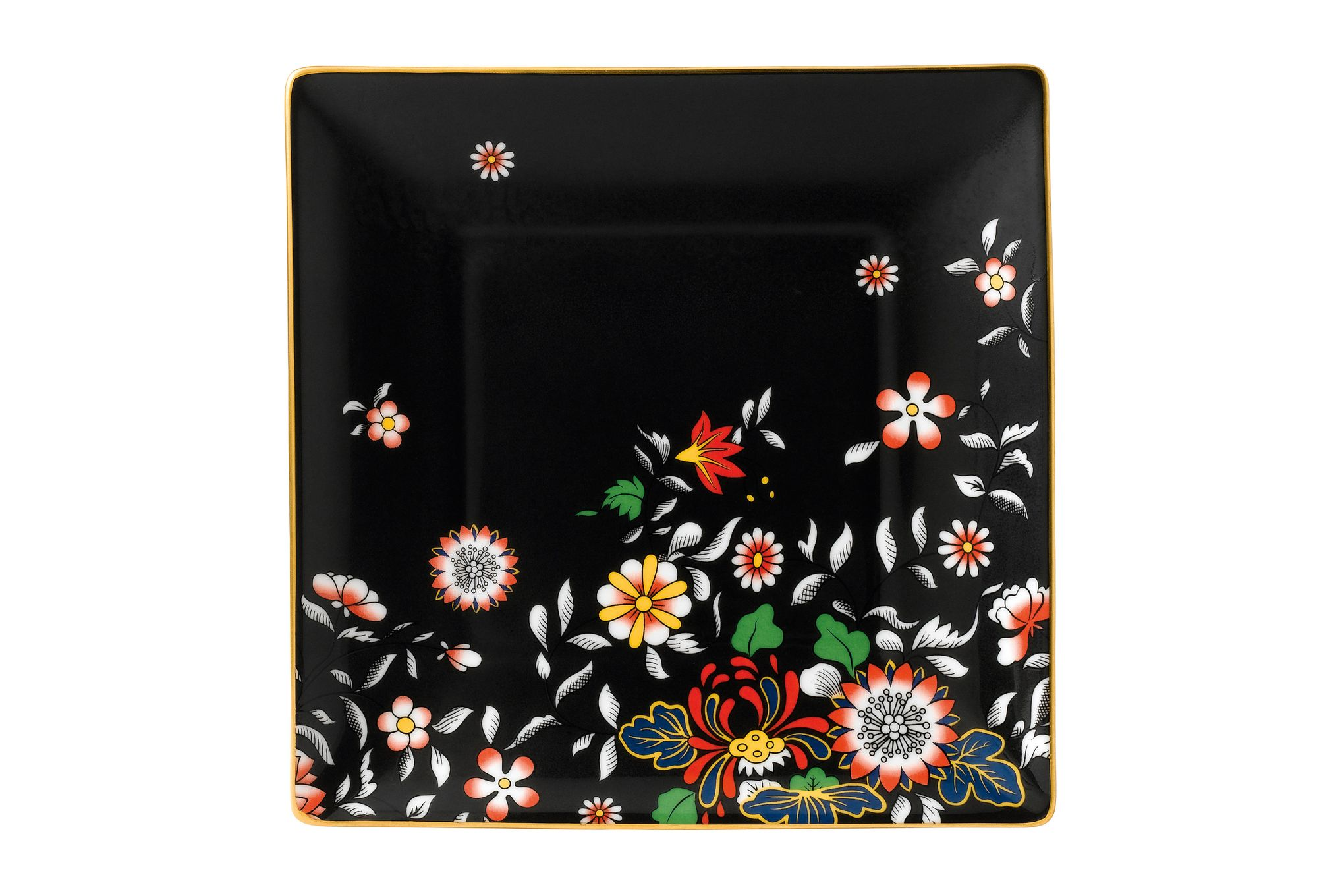 Wedgwood Wonderlust Tray (Giftware) Oriental Jewel - Boxed 14.5cm thumb 1