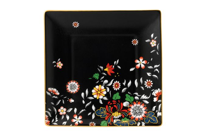 Wedgwood Wonderlust Tray (Giftware) Oriental Jewel - Boxed 14.5cm