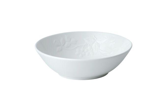 Wedgwood Wild Strawberry White Gift Bowl 13.3cm