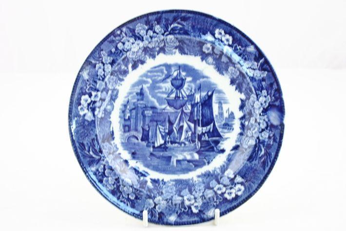 Wedgwood Ferrara - Blue