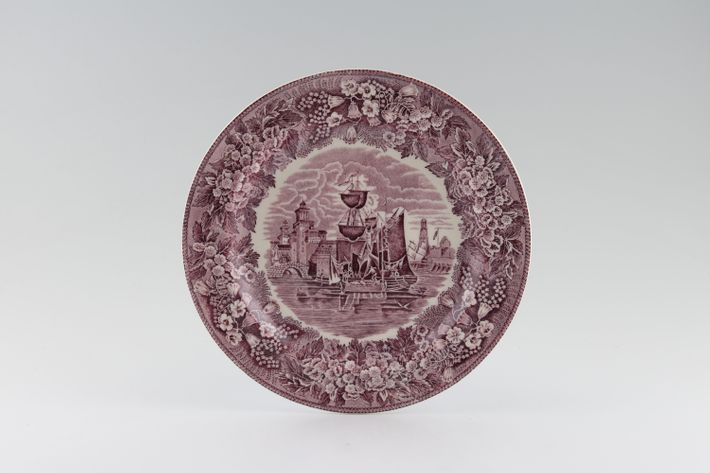Wedgwood Ferrara - Purple