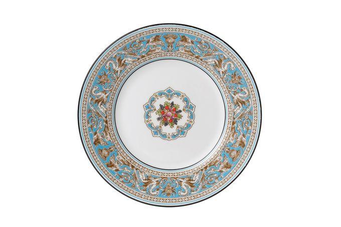 """Wedgwood Florentine - Turquoise Tea Plate 7"""""""