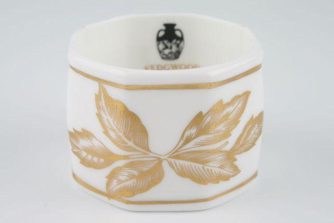 Wedgwood Gold Tonquin Napkin Ring