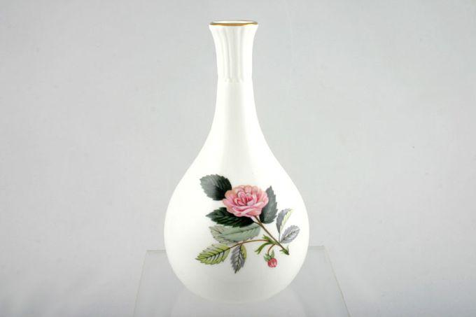 """Wedgwood Hathaway Rose Bud Vase 5 1/4"""""""
