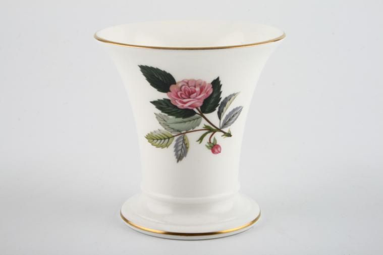 No Obligation Search For Wedgwood Hathaway Rose Bud Vase
