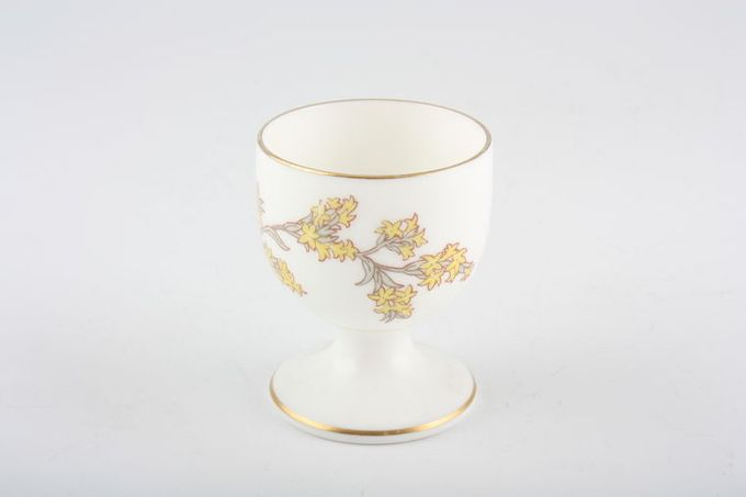 Wedgwood Lichfield Egg Cup footed 1 7/8 x 2 1/4""