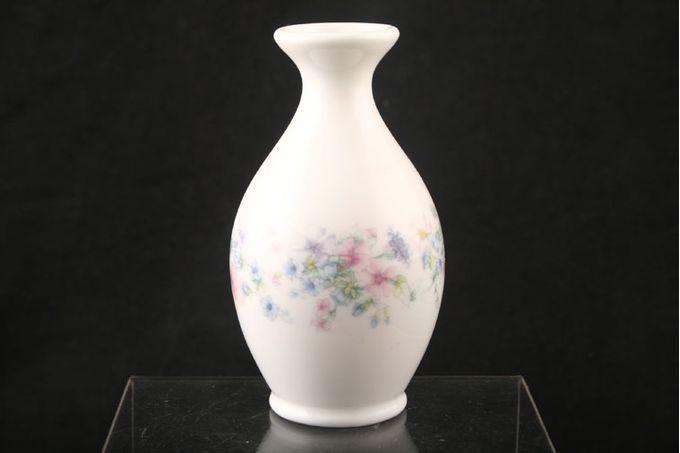 """Wedgwood Angela - Plain Edge Bud Vase 3 1/2"""""""