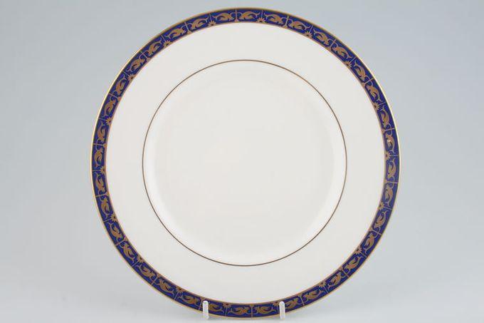 "Wedgwood Marina - Blue Dinner Plate 10 3/4"""