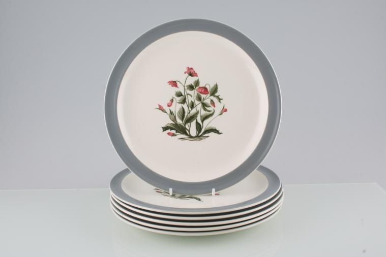 ... Plates - Set of 6. Breakfast ... & Wedgwood Mayfield - Grey | 23 lines in stock