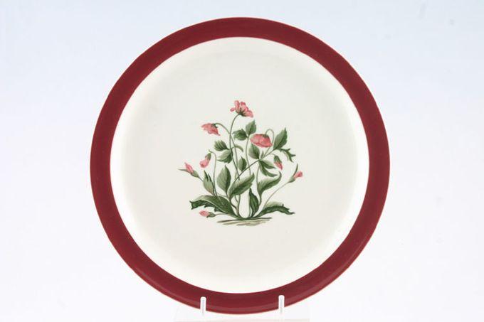 "Wedgwood Mayfield - Ruby Breakfast / Salad / Luncheon Plate 9 1/8"""