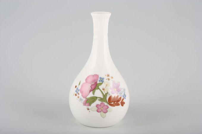 """Wedgwood Meadow Sweet Bud Vase 5 1/2"""""""