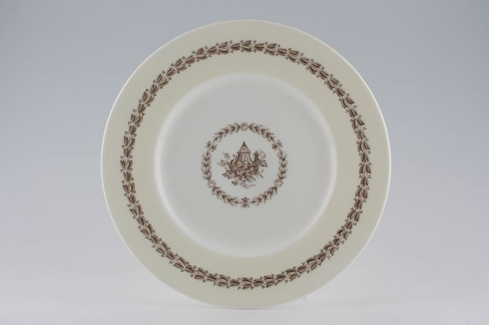 Wedgwood Appledore - Brown + Cream