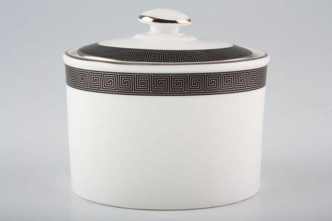 Wedgwood Metropolis Sugar Bowl - Lidded (Tea)