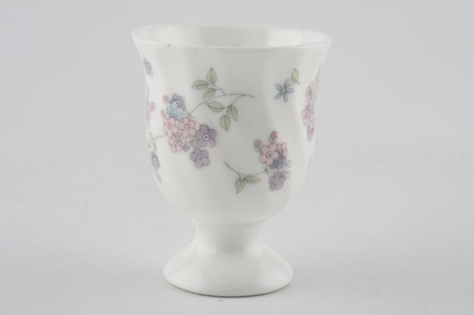 """Wedgwood April Flowers Egg Cup 2 x 2 1/2"""""""
