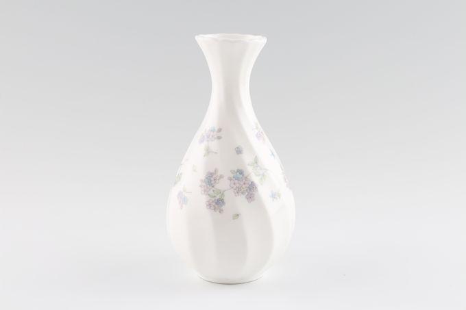 "Wedgwood April Flowers Bud Vase 5 3/8"""