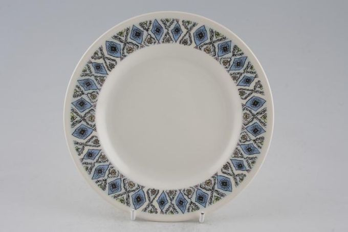 Wedgwood Mosaic Tea / Side / Bread & Butter Plate 6 1/4""