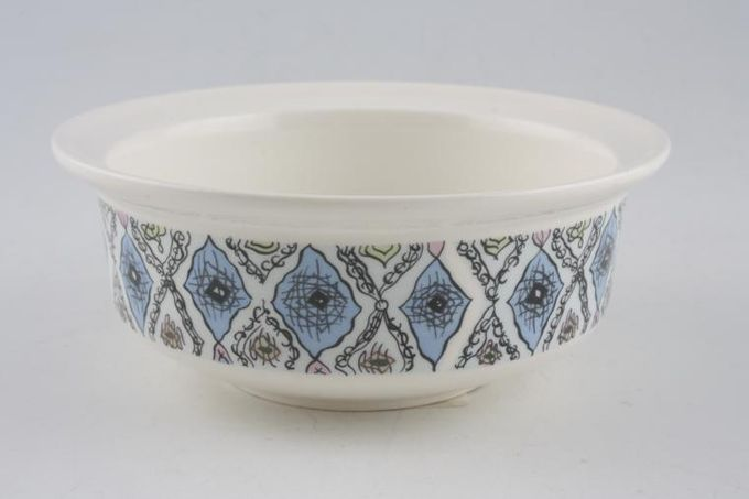 """Wedgwood Mosaic Soup Cup 4 7/8"""""""