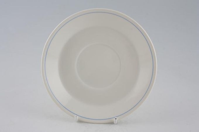 Wedgwood Mosaic Soup Cup Saucer 6 1/4""