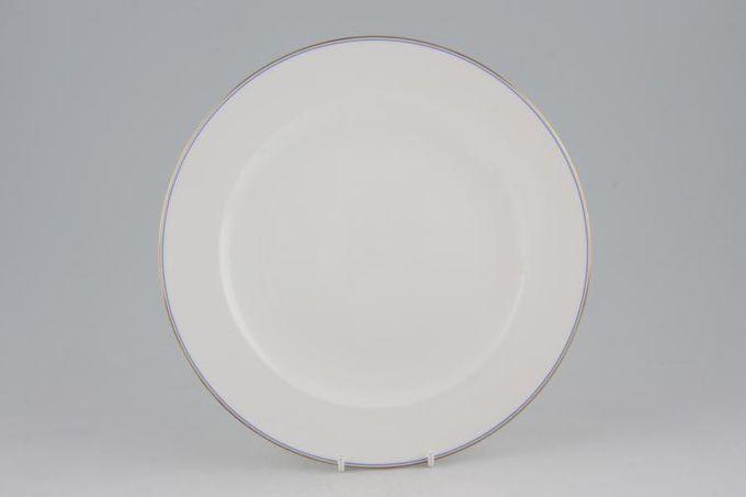 "Wedgwood Mystique Blue Dinner Plate 10 1/4"""
