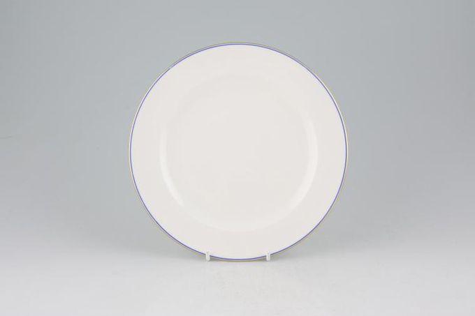 """Wedgwood Mystique Blue Starter / Salad / Dessert Plate 8"""""""