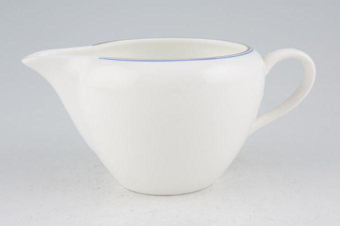 Wedgwood Mystique Blue Cream Jug 1/3pt