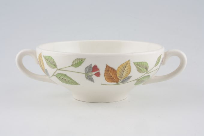 Wedgwood New Forest Soup Cup 2 handles