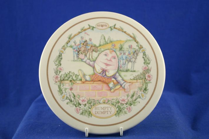 Wedgwood Nursery Rhymes