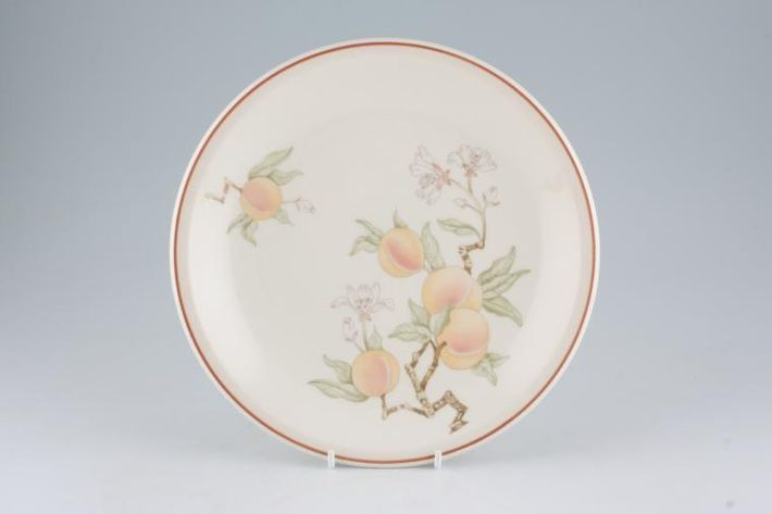 Wedgwood Peach - Sterling Shape