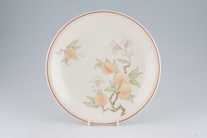 "Wedgwood Peach - Sterling Shape Breakfast / Salad / Luncheon Plate 8 3/4"""