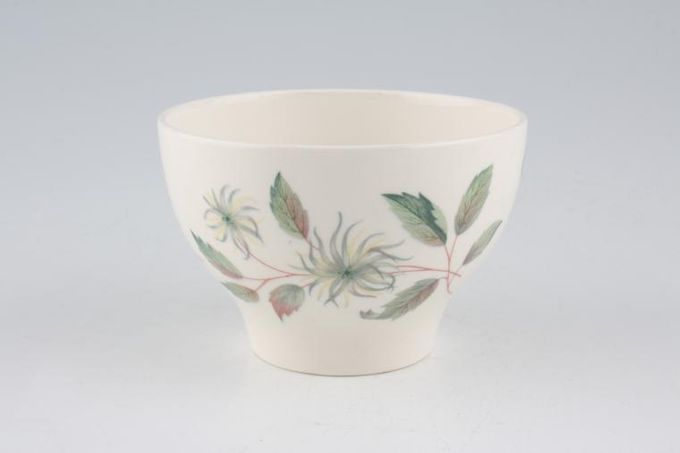 "Wedgwood Penshurst Sugar Bowl - Open (Tea) 4 1/4"""