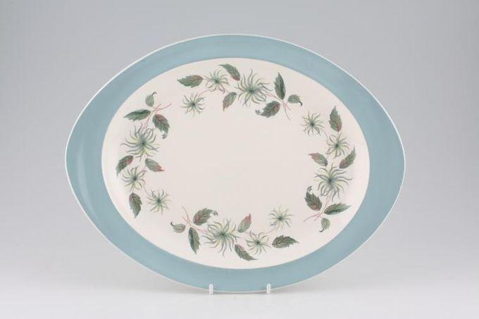 """Wedgwood Penshurst Oval Plate / Platter 13"""""""