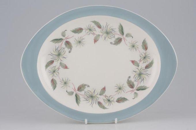 """Wedgwood Penshurst Oval Plate / Platter 11 1/4"""""""