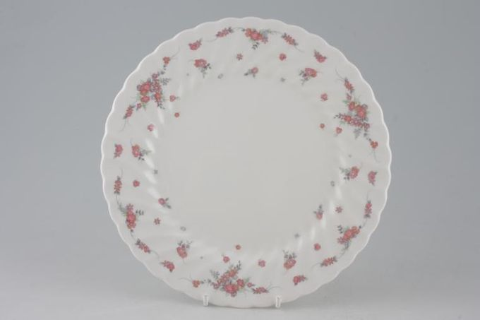 """Wedgwood Picardy Breakfast / Lunch Plate 8 5/8"""""""