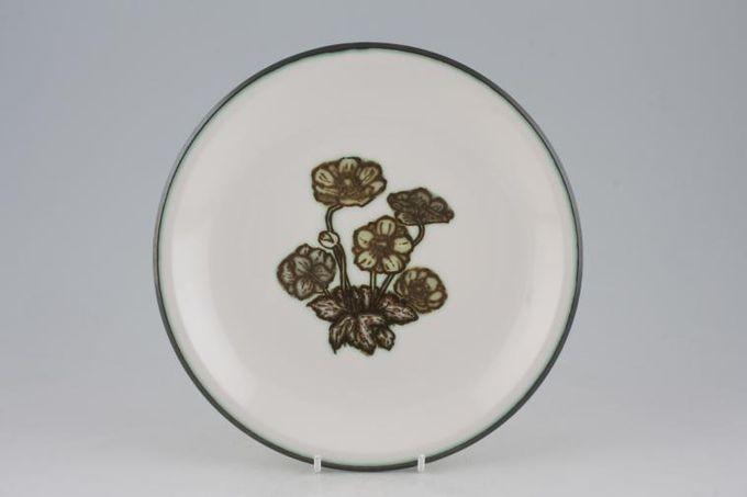"Wedgwood Primrose - OTT Breakfast / Salad / Luncheon Plate No Rim 9"""