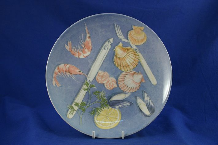Wedgwood Queen's Ware - Seafood