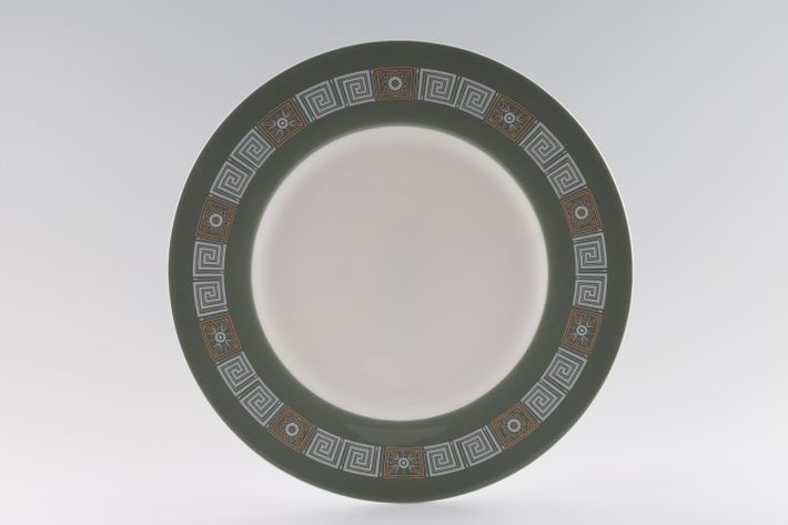 Wedgwood Asia - Green - No Gold